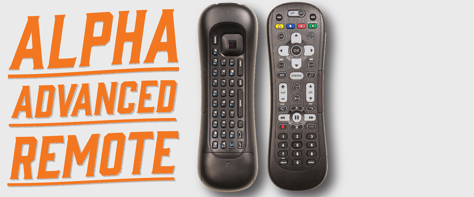 Alpha Advanced Remote Launched Bendbroadband Blog