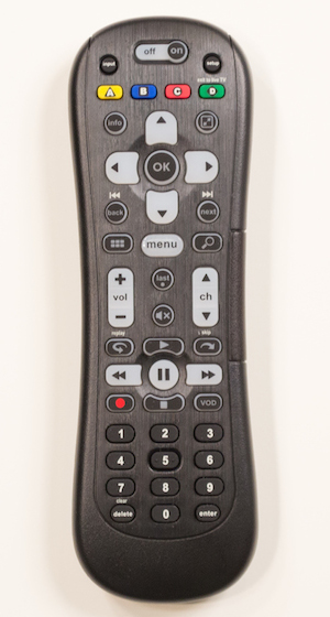 Alpha Advanced Remote