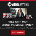 SHOWTIME ANYTIME now available!