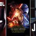 Star Wars: The Force Awakens, Deadpool and more