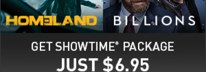 Resolve to save money on Showtime
