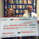 BendBroadband designates $10,000 to United Way of Deschutes County
