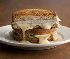 Turkey Brie Sandwich