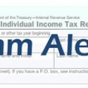 Tax refund scams are back