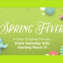 Spring fever on Hallmark Channel