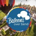 Balloons Over Bend: a weekend with nylon, color