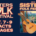 40 Acts, 11 Stages: Sisters Folk Festival, Sept. 7-9