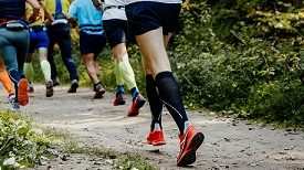 Central Oregon running trails and safety tips image