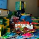 First all-company school supply drive is major success