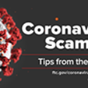 FTC seeing an uptick in coronavirus scams