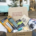 Cairn now shipping internationally